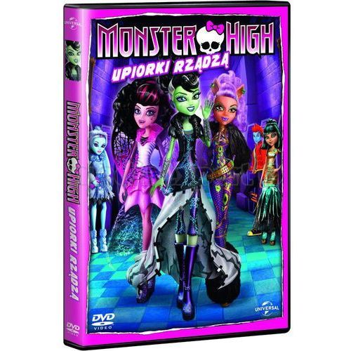 Tim film studio Monster high - upiorki rządzą (5900058130856)