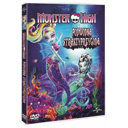 Filmostrada Monster high podwodna straszyprzygoda (5902115601811)