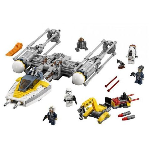 LEGO Star Wars, Y-Wing Starfighter, 75172