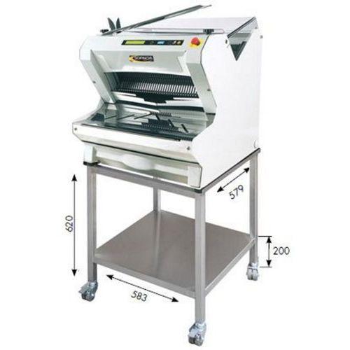 Krajalnica do pieczywa | automatyczna | 11mm | ładowana od góry - produkt z kategorii- Krajalnice gastronomiczne
