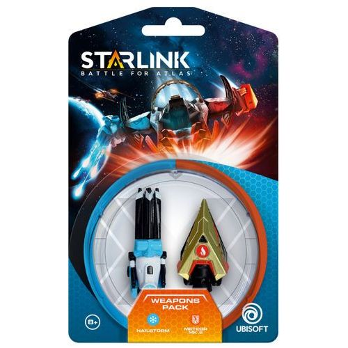 Ubisoft Starlink: Battle for Atlas - Zestaw Broni Starlink Gatling + Meteor