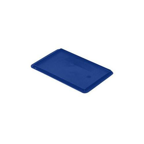 Pokrywa nakładana do pojemnika do ustawiania w stos,opak. 4 szt., dł. x szer. 300 x 200 mm