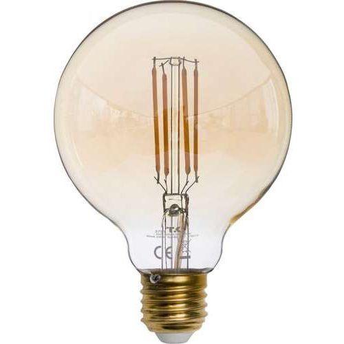 Żarówka dekoracyjna tk lighting 6,5w led e27 3791 marki Tklighting