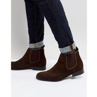 chelsea boots in brown suede - brown marki Ben sherman