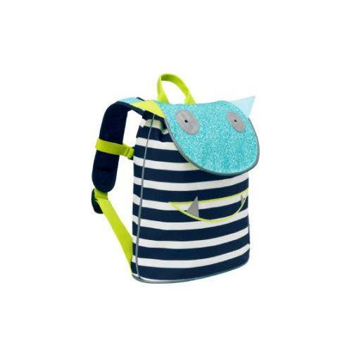 LÄSSIG 4Kids Plecak Mini Duffle Backpack Little Monsters - Bouncing Bob, LMBPD1193