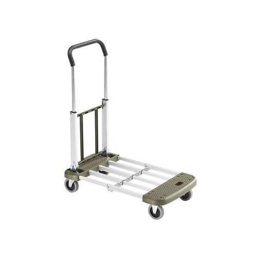 Seco Wózek platformowy, składany, nośność 150 kg, dł. x szer. 750x440 mm. nośność 150