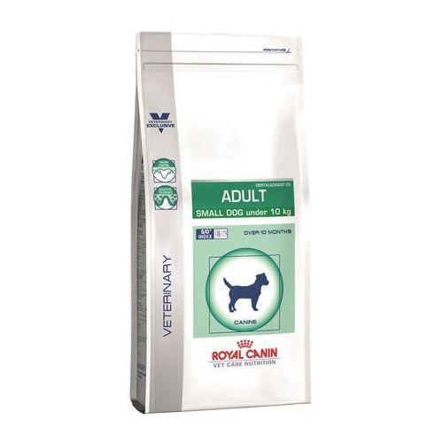 Karma Royal Canin Adult Small Dog Dental & Digest 4kg 3182550760232 - odbiór w 2000 punktach - Salony, Paczkomaty, Stacje Orlen (3182550760232)