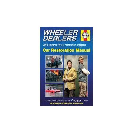 OKAZJA - Wheeler Dealers Car Restoration Manual (9780857337986)