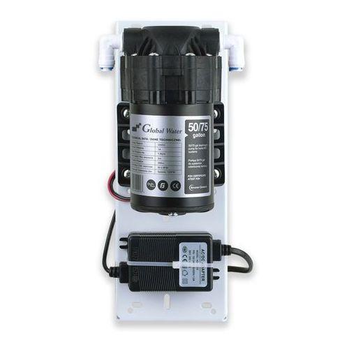 Global water Kompletna pompa do osmozy 50-75 gpd