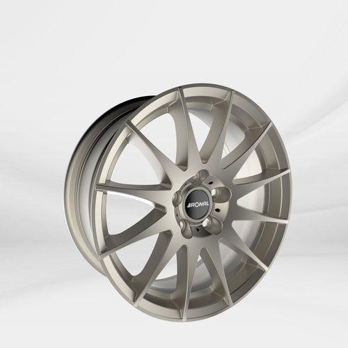 """Ronal Felgi aluminiowe 15"""" 4x100 r54 – ciemny szary (4053881109016)"""