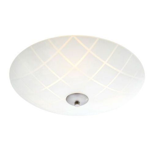 ruta 107757 plafon lampa sufitowa 3x40w e14 biały/stalowy marki Markslojd