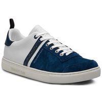 Sneakersy TRUSSARDI JEANS - 77A00110 U280, kolor niebieski