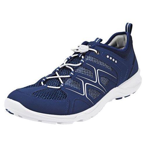 terracruise buty mężczyźni niebieski 44 2018 buty codzienne marki Ecco