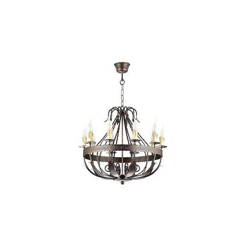 Lampa wisząca LOARA 10xE14/60W/230V (5907812627454)