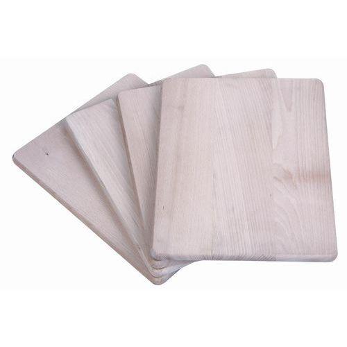 Janpol Deska drewniana / krajalnica h2 300x250x20 mm | , 100-30252
