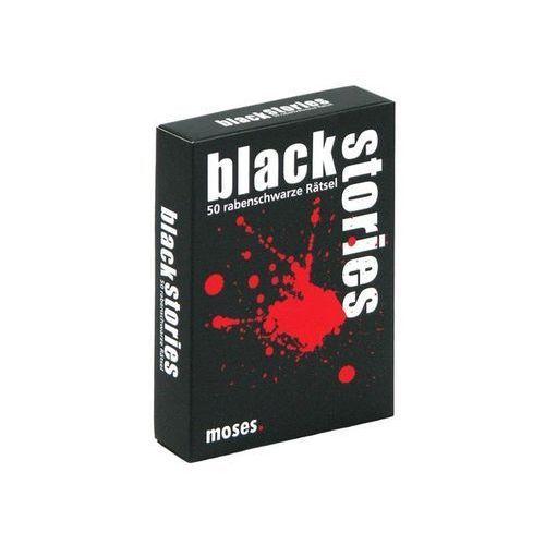 Słowo / obraz terytoria Black stories edycja niemiecka