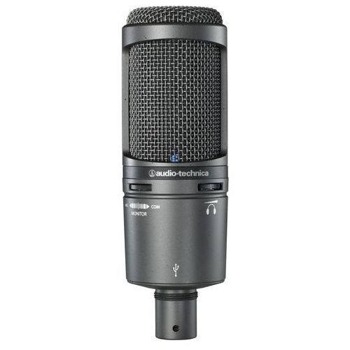 at 2020 usb+ marki Audio-technica