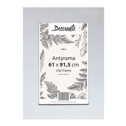 Antyrama szklana 61 x 91,5 cm, 016739