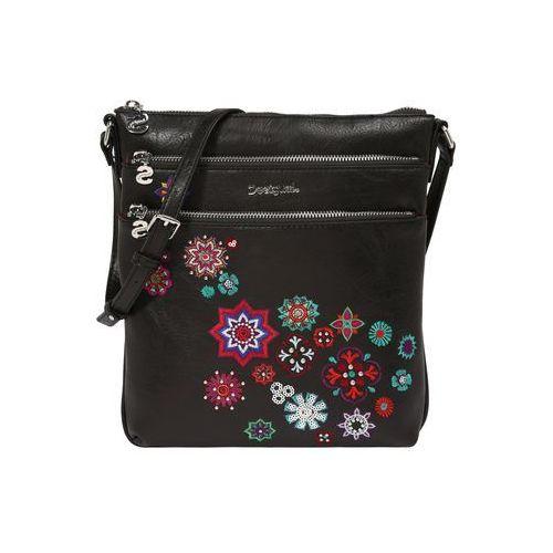 Desigual torba na ramię 'bols_nanit kaua' mieszane kolory / czarny (8434486858633)