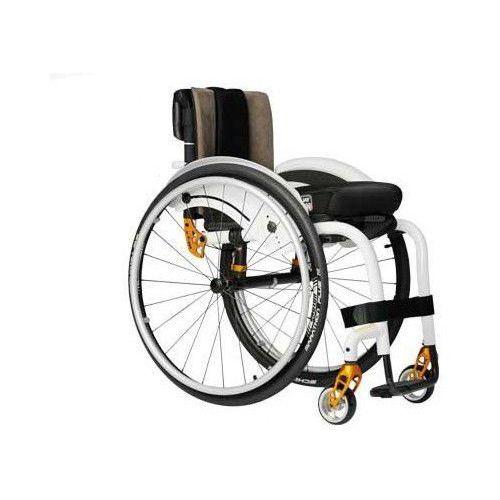 Wózek inwalidzki aktywny quickie helium marki Reha fund