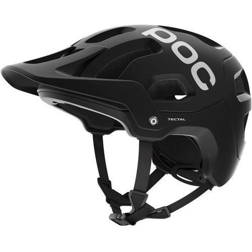Poc tectal kask rowerowy czarny 51-54cm 2018 kaski rowerowe (7325540697477)