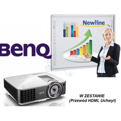 Tablica DualBoard 1279 + projektor ultrashort BenQ MX 842UST + uchwyt ścienny BenQ
