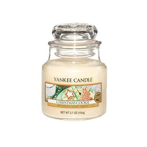 YANKEE CANDLE ŚWIECA CHRISTMAS COOKIE 104G (5038580003253)