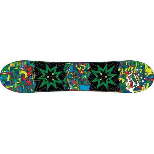 Burton Nowa deska snowboard  chopper 120cm -45%ceny
