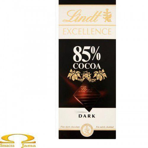 LINDT 100g Excellence 85% Cacao Czekolada, E346-435C0