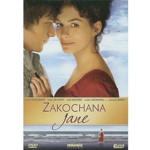 Zakochana Jane - produkt z kategorii- Filmy biograficzne