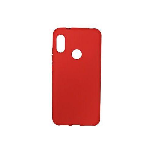 Xiaomi Mi A2 Lite - Mercury Goospery Soft Feeling - czerwony