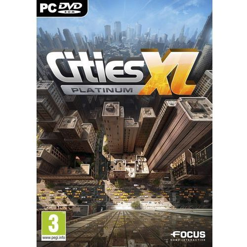 OKAZJA - Cities XL Platinum (PC)