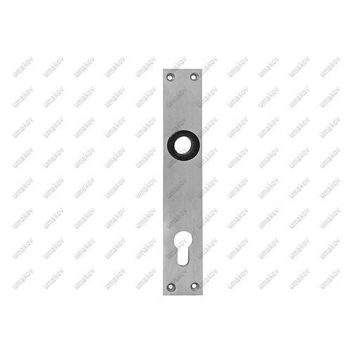 Umakov Szyld aluminiowy h220, b37, t6mm, fab, 90mm, 26085