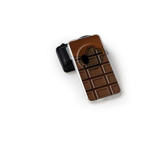Fantastic Case - Asus Zenfone Zoom - etui na telefon Fantastic Case - tabliczka czekolady - produkt z kategorii- Futerały i pokrowce do telefonów