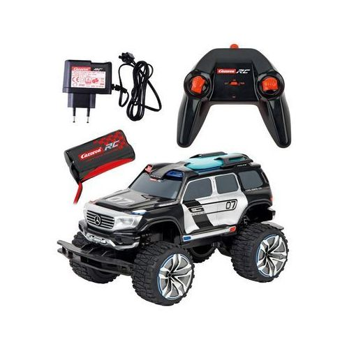 Carrera rc off road mercedes benz, police 1:14 (9003150881582)