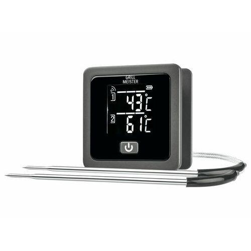 termometr do grilla bluetooth gtgt 2.4 a1 lub termometr do grilla sterowany radiowo, 1 sztuka (z technologią bluetooth®) marki Grillmeister