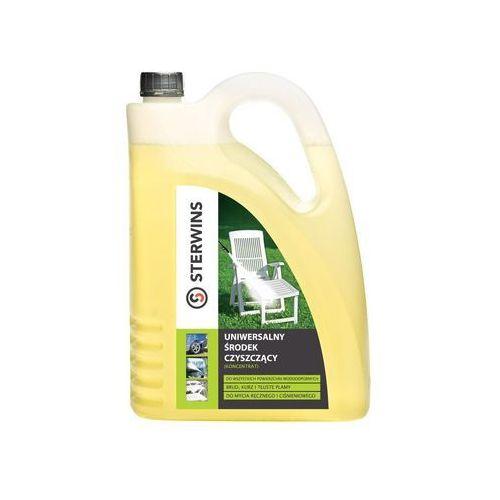 Środek czyszczący uniwersalny 5 l do myjek ciśnieniowych marki Sterwins