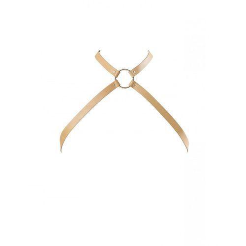 Bijoux indiscrets (sp) Bijoux indiscrets - maze chest thin harness brown