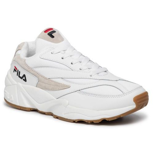 Fila Sneakersy - vanom low 1010255.1fg white