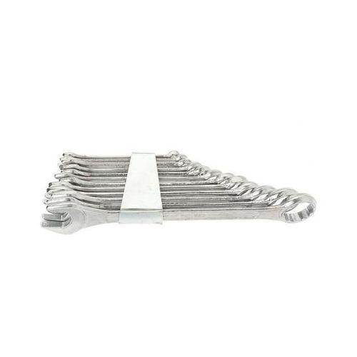 Mega Zestaw kluczy oczkowo-płaskich 6 - 22 mm 35012h 12 szt. (5903755350121)