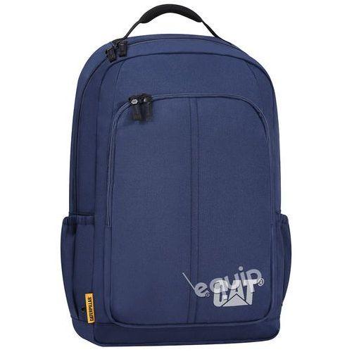 Plecak na laptopa innovado - navy blue marki Caterpillar