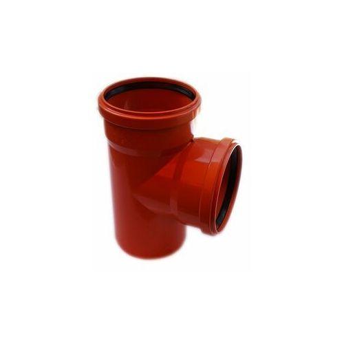 Trójnik kanalizacji zewnętrznej 160 x 160 mm/90° POLIPLAST (5907660708688)