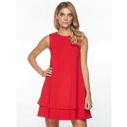 Sukienka Isly w kolorze czerwonym - produkt z kategorii- Pozostałe