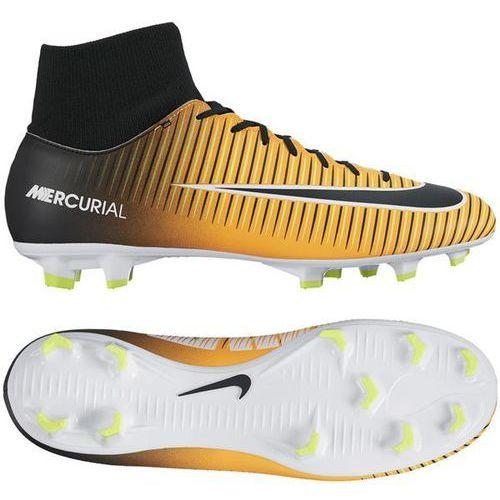 Nike Nowe buty piłkarskie korki mercurial victory vi df fg r.40,5-25,5cm