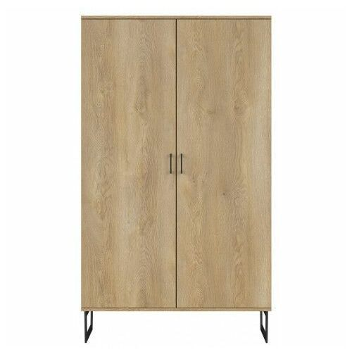 Drewniana szafa z półkami - bahama 9x marki Producent: elior