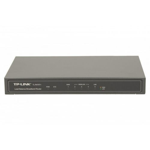 TP-LINK R470T+ router Cable/xDSL 1xWAN 1xLAN 3xWAN/LAN DMZ Multi WAN - DARMOWA DOSTAWA!!!
