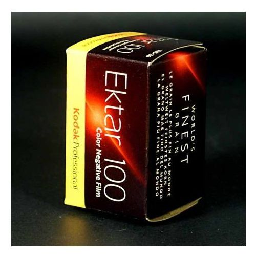 Kodak Ektar 100/36 film kolorowy typ 135 - sprawdź w wybranym sklepie