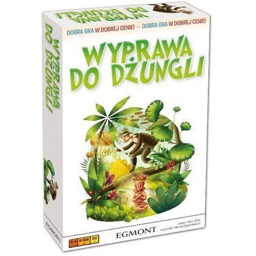 Egmont Gra - wyprawa do dżungli (5908215004385)