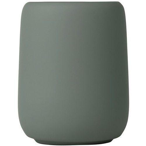 Kubek łazienkowy SONO - Agave Green Blomus ceramika