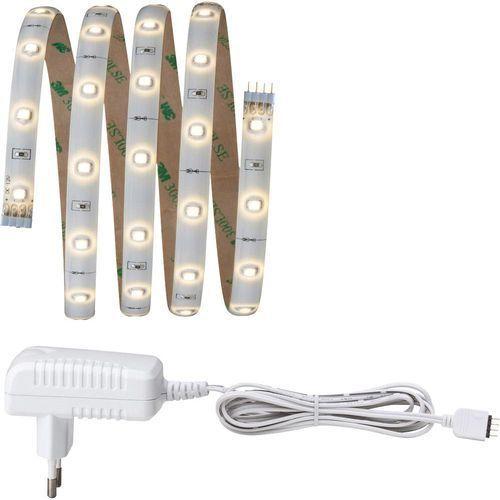Kompletny zestaw paska LED ze złączem męskim 12 V 150 cm ciepły biały Paulmann YourLED 70317, YourLED